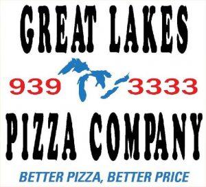 Great Lakes Pizza Logo
